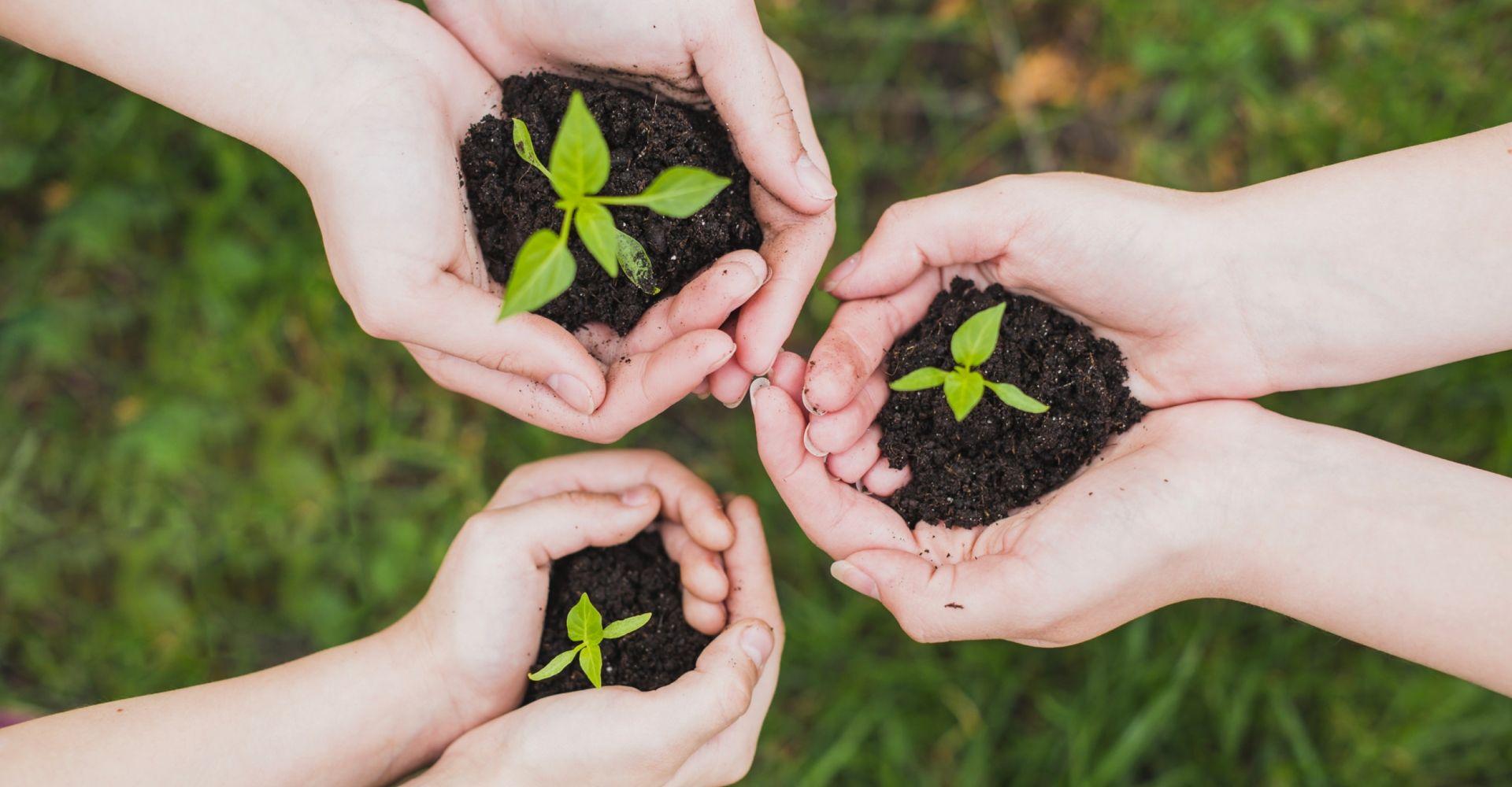 Notre politique environnemental et sociétal