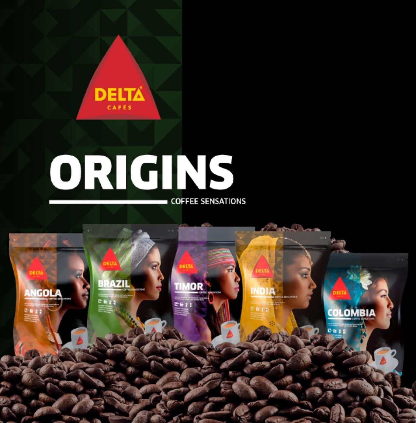 paquets cafes delta cafes